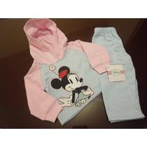 Conjunto Pants Para Niña Bebe Mimi Minnie 1 Año