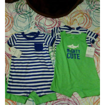 Jumpers Carters Dos Piezas 12 Meses