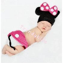 ¡conjunto / Disfraz Tejido Para Bebés!