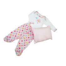 Ropa Bebe Pijamink Gitd-rosa Ropa Bebe Baby Mink