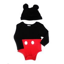 Pañalero Disfraz Bebe Mickey Mouse * Disney Baby Original *