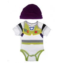 Pañalero Disfraz Para Bebe Buzz Lightyear *disney Baby *