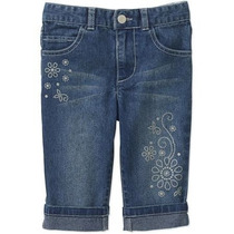 Pantalon Talla 4 Americano Mezclilla Niña Jeans Envio Gratis