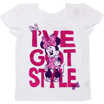 Playera Para Niña Mimi Minnie Mouse
