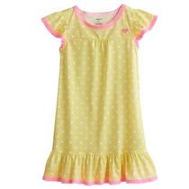 Pijamas Para Niña Carters 2t