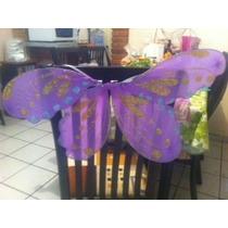 Disfraz De Mariposa Talla 2 Primavera