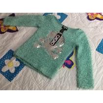 Xoxo Sweater Para Niña 3 Años