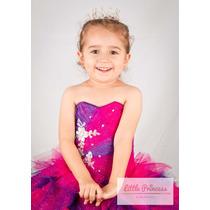 Vestido De Niña Con Accesoriosfiesta-pajecita - Presentación