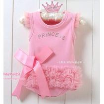 Vestido Para Bebba Princess