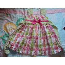 Vestido De Niña Bonnie Jean Talla 3