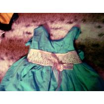 Vestido De Manta Talla 2