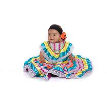 Vestido De Jalisco Para Bebes. Profesional De Plato Completo