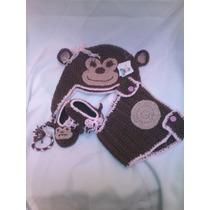 Traje De Mono Para Bebé