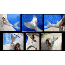Colas De Sirena Para Nadar Swimtail Little Mermaids