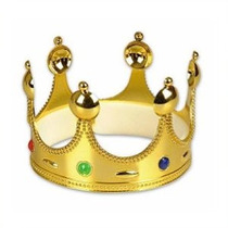 Oro Reina Rey O Príncipe De La Corona
