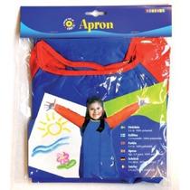 Delantal Para Niños - Playbox 52cm 2 - 4 Años Ropa De Prot