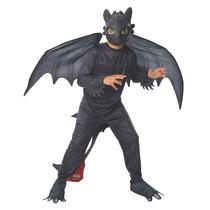 Disfraz Dragon - Niños Niños Pequeños 3-4 Años 2 Desdentado