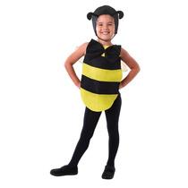 Bumble Bee Costume - Vestido Infantil Para Niños Insecto De