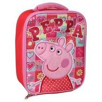 Lonchera De Peppa Pig La Cerdita Importada