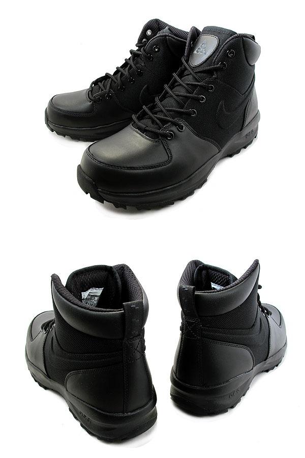 3c4a1d50b749a men s botas de nike ACG Manoa negro - Santillana CompartirSantillana ...