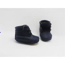 5 Zapato Bota 100% Piel Niño Suela Entrenadora Baby Gagashop