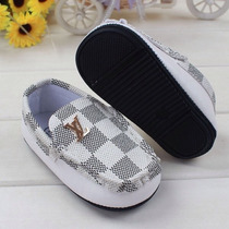 Calzado Niño Bebe Mocasines Talla 14.5 Tenis Zapatos Meses