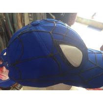 Gorras Infantiles Niños Minions Hombre Araña Capitan America