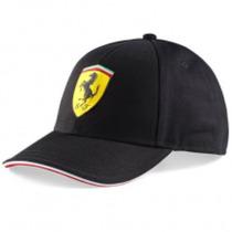 F1 Gorra Clasica Negra Ferrari , Original