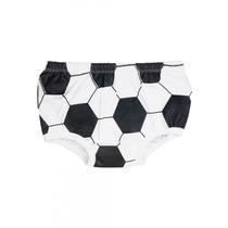 Ruffle Butts - Calzón Soccer - Blanco
