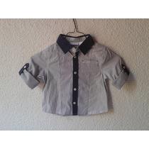 Camisa De Bebe First Impressions Talla 24 Meses
