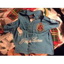 4 Camisas Polo Niños 2 Años