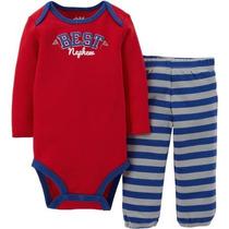 Pantalón Pañalero Carters Recien Nacido Envio Gratis