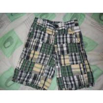 Limpia De Closet Short -bermuda P/niño