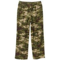 Pantalón Talla 8 Niño Camuflaje Militar Envio Gratis