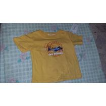 Playerita 2-3 Años Color Amarilla