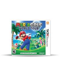 Mario Golf World Tour. Para 3ds ¡sólo En Gamers!