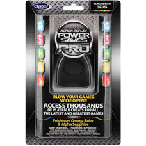 Power Saves Pro Action Replay Nintendo 3ds 2ds Miles Trucos