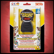 Action Replay Power Saves Para Nintendo 3ds 2ds Miles Trucos