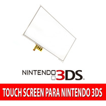 Touch Screen Para Nintendo 3ds Y Desarmador Triwing Trigram