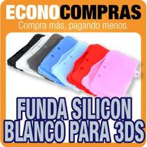 Funda De Silicon Para Nintendo 3ds Varios Colores 100% Nuevo