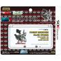 Protector Rigido Frontal Para 3ds Pokem Black Kyurem