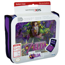 Estuche Para Nintendo 3ds De Zelda Majora