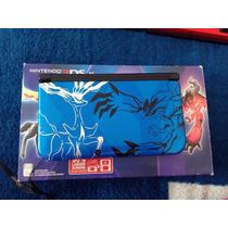 Nintendo 3ds Xl Edicion Pokemon X Azul Con + De 1000 Juegos