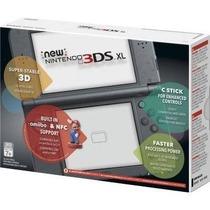New Nintendo 3ds Xl 100% Nueva Y Sellada, Envio Inmediato