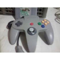 Un Control Original N64. Con La Palanquita Nueva