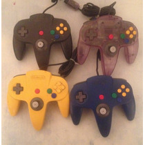 Controles N64 Originales