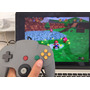 Control N64 Retro Usb Genérico Win/mac Negro/gris