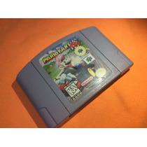 Mario Kart De N64 Buen Estado Con Garantía Checalo!!