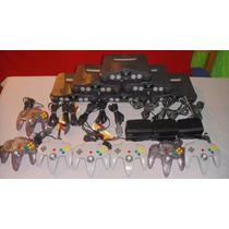 Consola Nintendo 64 N64 Completo Listo Para Jugar *garantia*