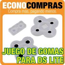 Juego De Gomas Silicon Para Nintendo Ds Lite 100% Nuevo!!!!!